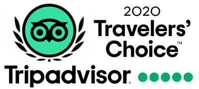 TripAdvisor | certificate of excellence reward